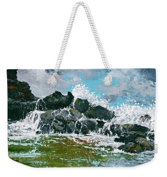Nakalele Point Weekender Tote Bag