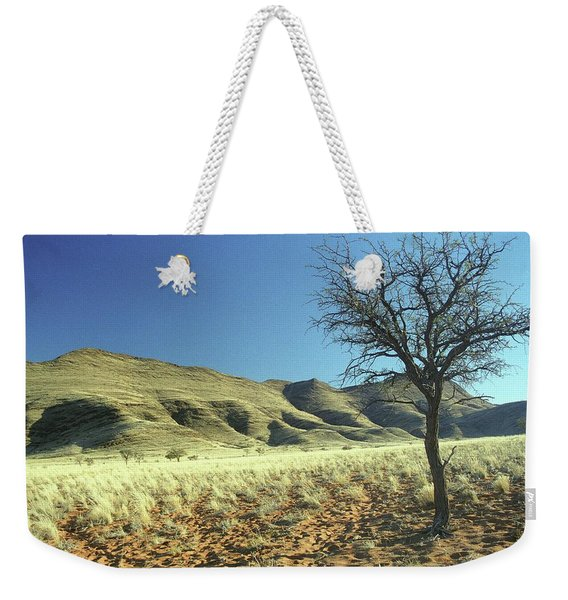 Namibia Weekender Tote Bag
