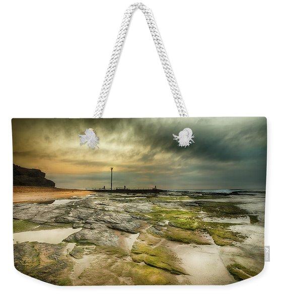 Narrabeen Sunrise Weekender Tote Bag