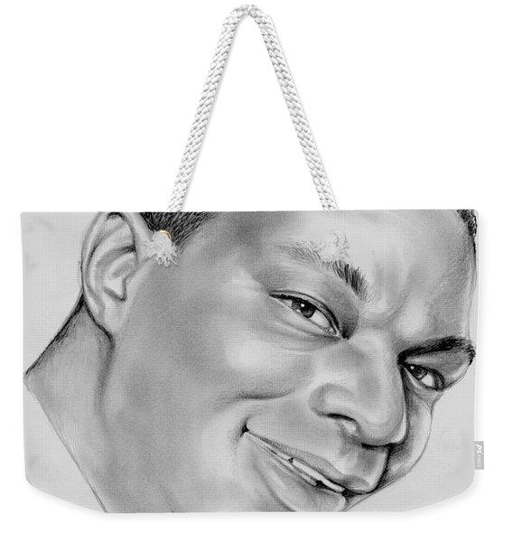 Nat King Cole Weekender Tote Bag