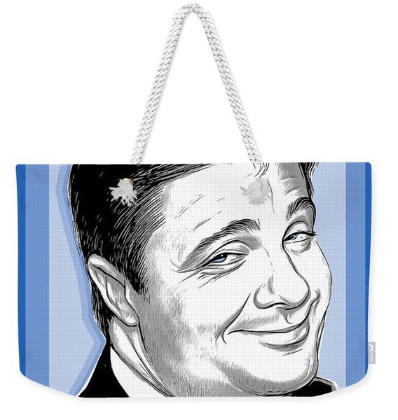 Nathan Lane 2 Weekender Tote Bag