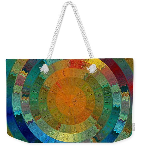 Native Sun Weekender Tote Bag