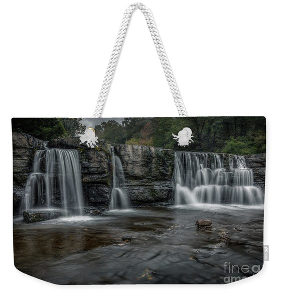 Natural Dam 2018 1 Weekender Tote Bag