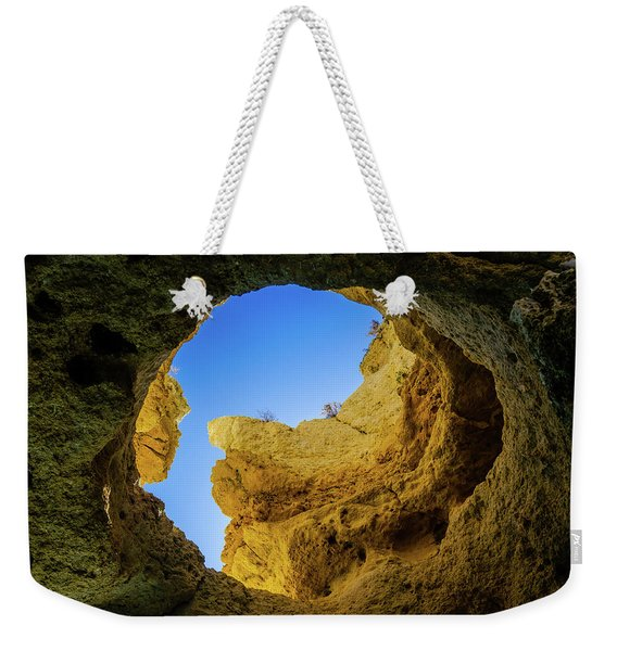 Natural Skylight Weekender Tote Bag