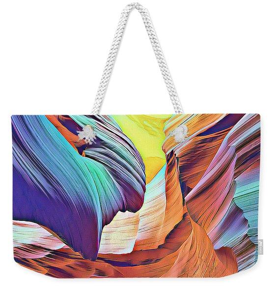 Nature's Powerful Ways Weekender Tote Bag