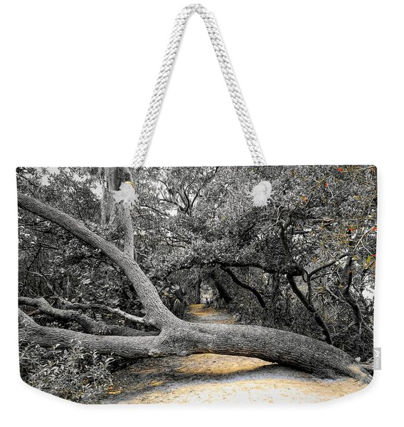 Nature's Way Weekender Tote Bag
