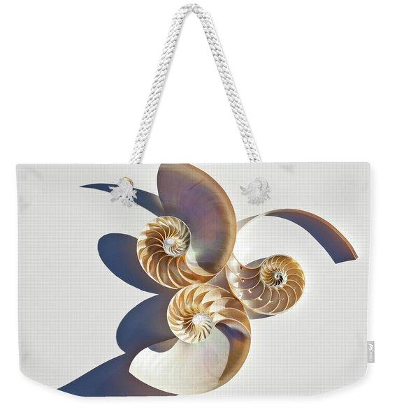 Nautilus 0425 Weekender Tote Bag