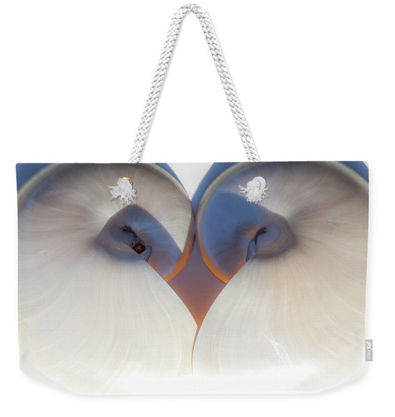 Nautilus 0432 Weekender Tote Bag