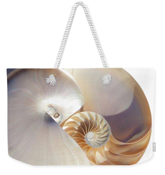 Nautilus 0454 Weekender Tote Bag