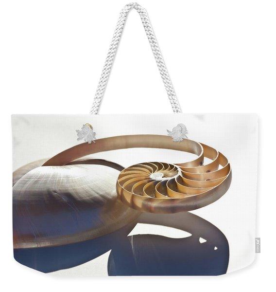 Nautilus 0469 Weekender Tote Bag