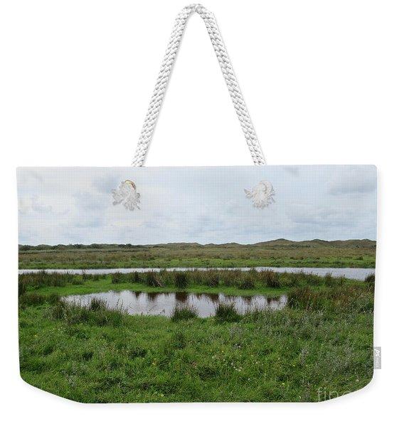 Near De Muy On Texel Weekender Tote Bag