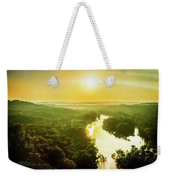 Near Table Rock Lake Weekender Tote Bag