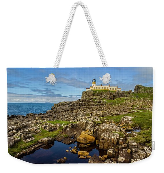 Neist Point Lighthouse No. 2 Weekender Tote Bag