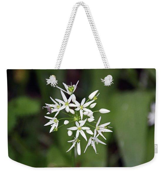 Neston. Wild Garlic. Weekender Tote Bag