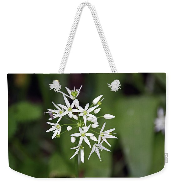 Neston. Wild Garlic. Weekender Tote Bag