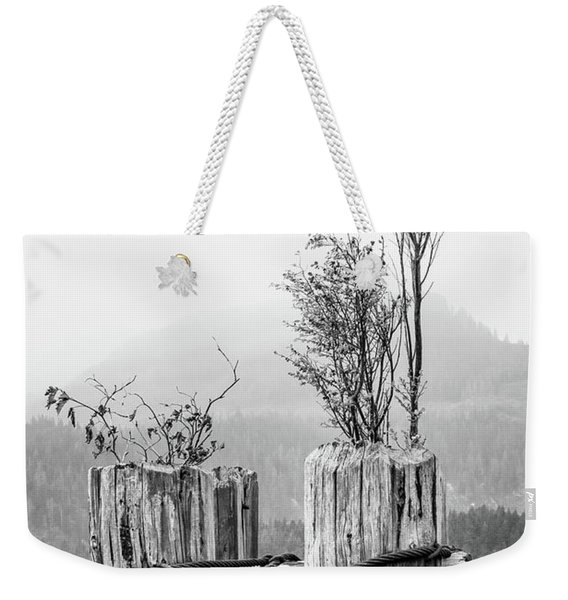 New From Old Weekender Tote Bag