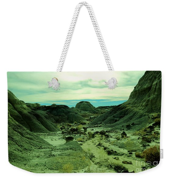 New Mexico And It's Beautiful Isolation  Weekender Tote Bag