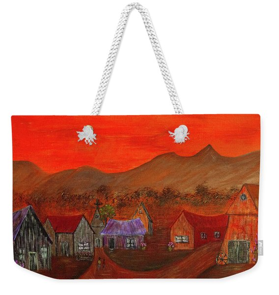New Mexico Dreaming Weekender Tote Bag