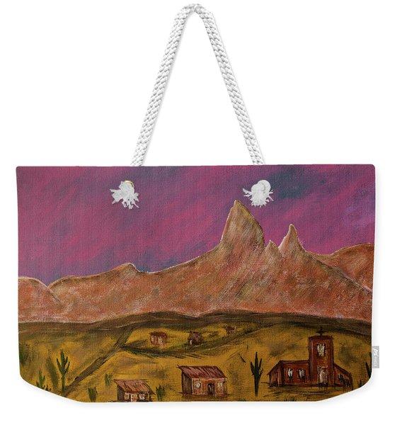New Mexico True Weekender Tote Bag