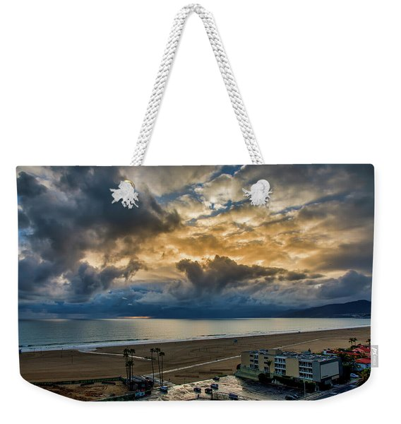 New Sky After The Rain Weekender Tote Bag