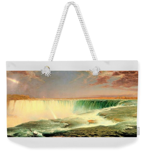 Niagara - Digital Remastered Edition Weekender Tote Bag