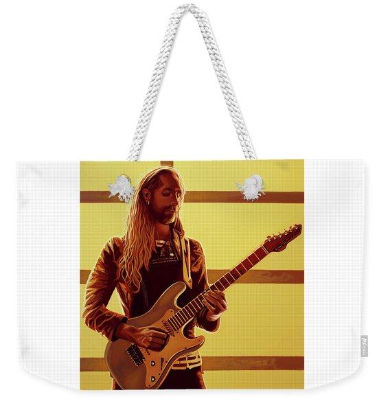 Nick Johnston Painting Weekender Tote Bag