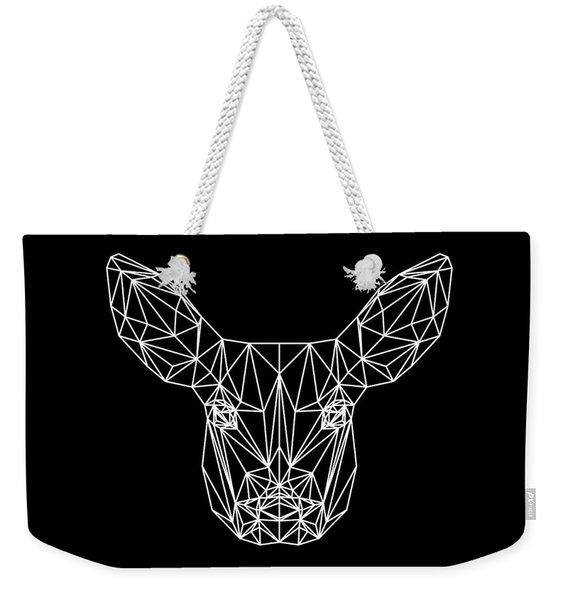 Night Bambi Weekender Tote Bag