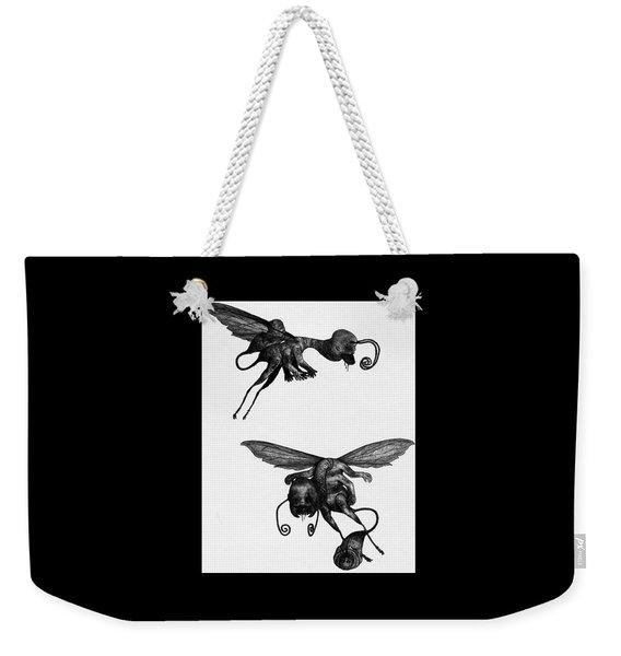 Nightmare Stinger - Artwork Weekender Tote Bag