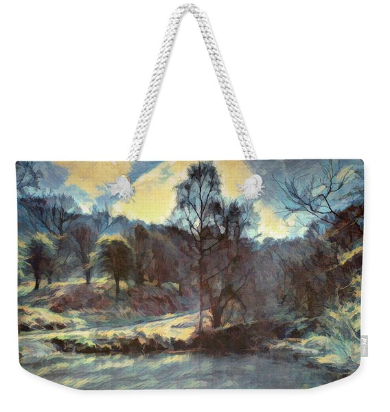 Nightmare Vale Weekender Tote Bag