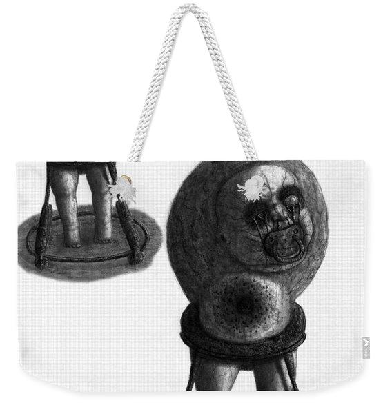 Nightmare Walker - Artwork Weekender Tote Bag