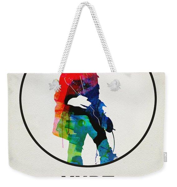 Nirvana Weekender Tote Bag