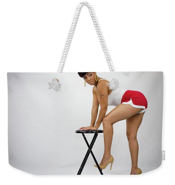 No Apologies  Weekender Tote Bag