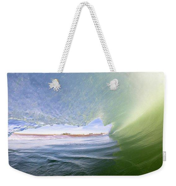 No Escape Weekender Tote Bag