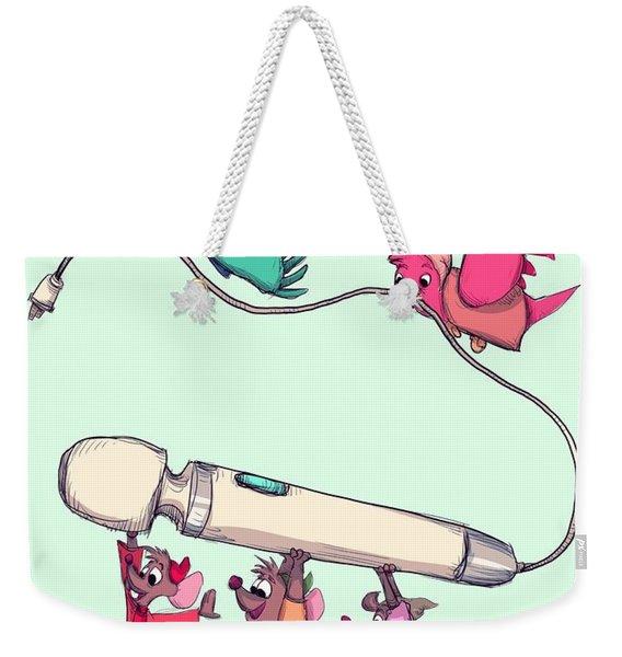 No Prince Required  Weekender Tote Bag