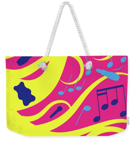 No1046 My Hedwig And The Angry Inch Minimal Movie Poster Weekender Tote Bag