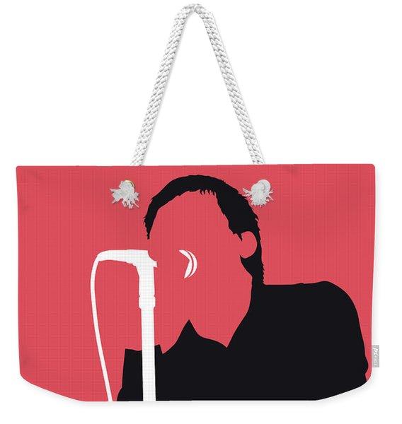 No212 My Joy Division Minimal Music Poster Weekender Tote Bag