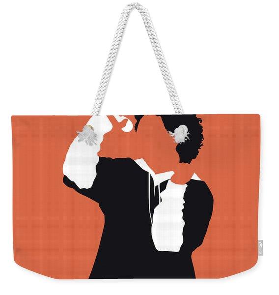 No223 My Bruno Mars Minimal Music Poster Weekender Tote Bag