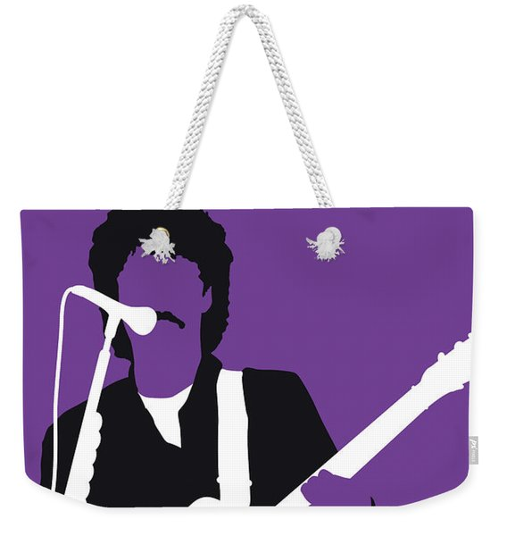 No271 My Hall And Oates Minimal Music Poster Weekender Tote Bag