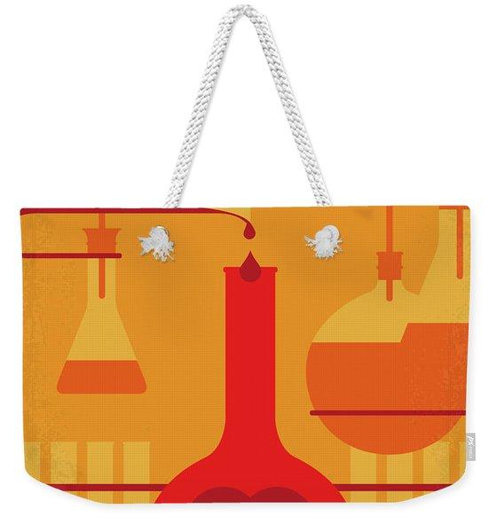 No976 My The Nutty Professor Minimal Movie Poster Weekender Tote Bag