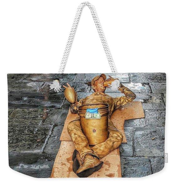 Nola Street Art Alive  Weekender Tote Bag