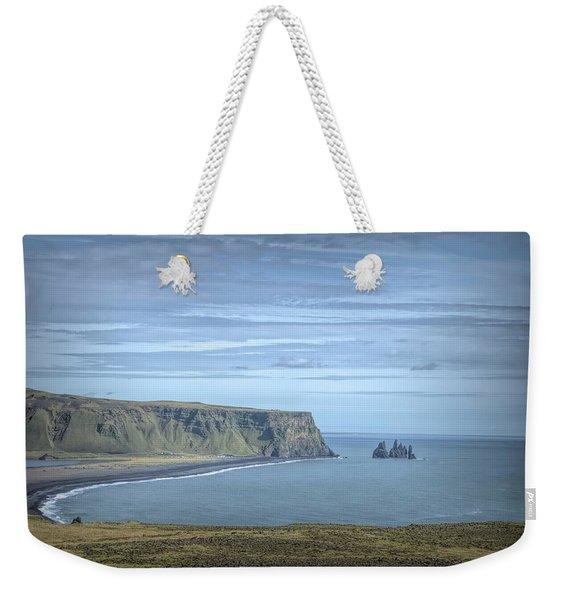 Nordic Landscape Weekender Tote Bag
