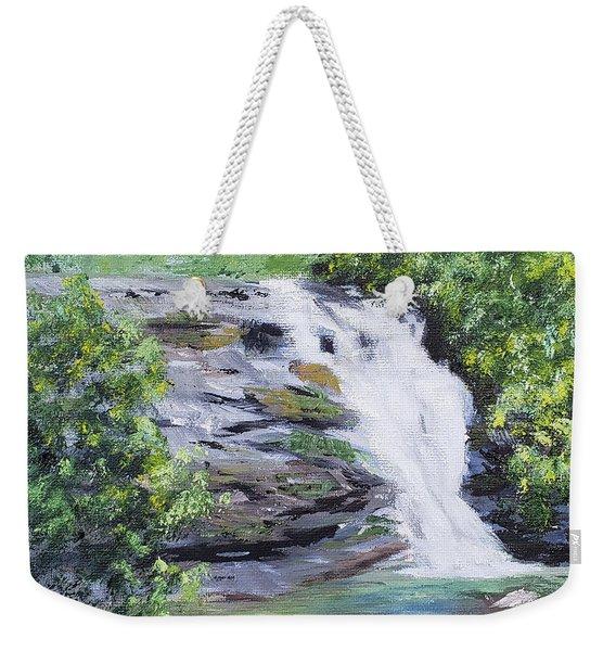 Spring Flow Weekender Tote Bag