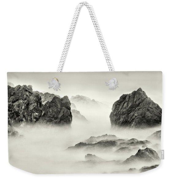North Coast Weekender Tote Bag
