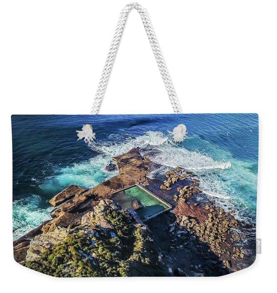 North Curl Curl Headland Weekender Tote Bag