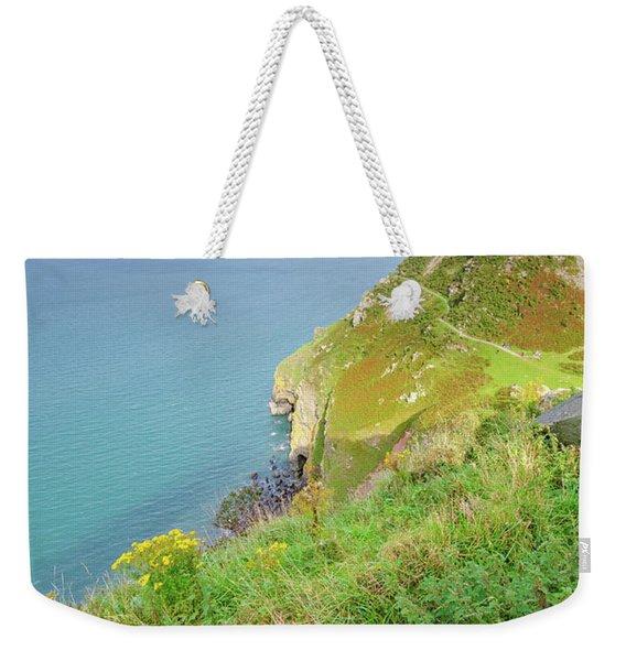 North Devon Views Weekender Tote Bag