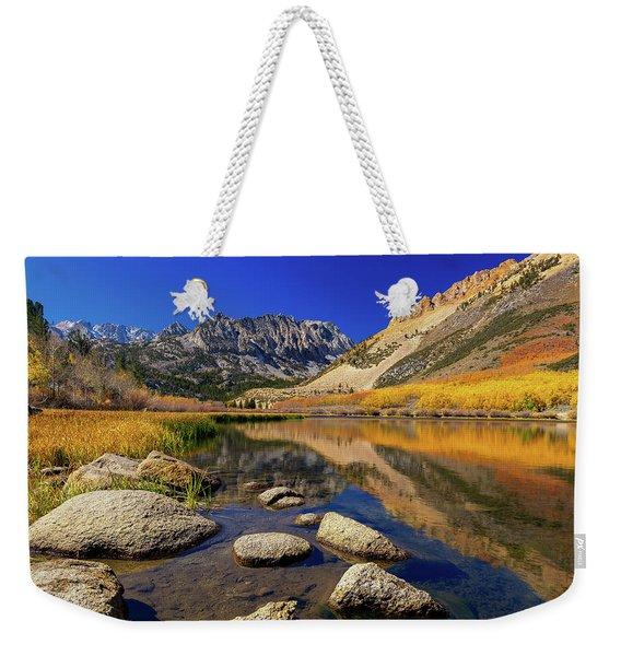 North Lake Weekender Tote Bag