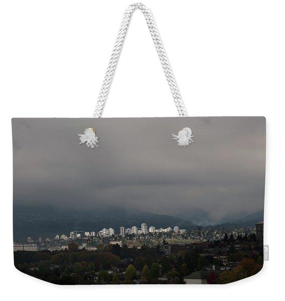 North Vancouver Weekender Tote Bag
