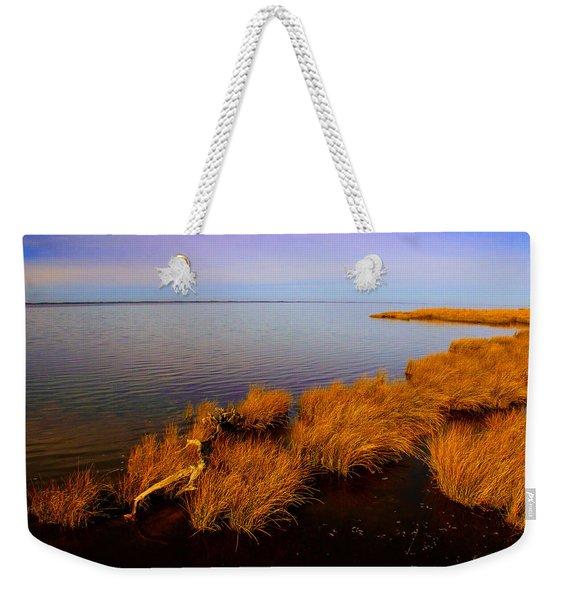 Northern Exposure  Weekender Tote Bag