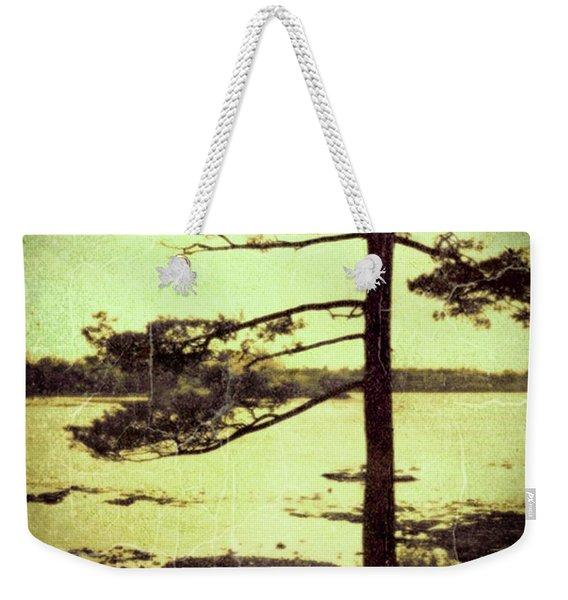 Northern Pine Weekender Tote Bag