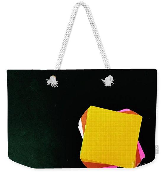 Note Worthy Weekender Tote Bag